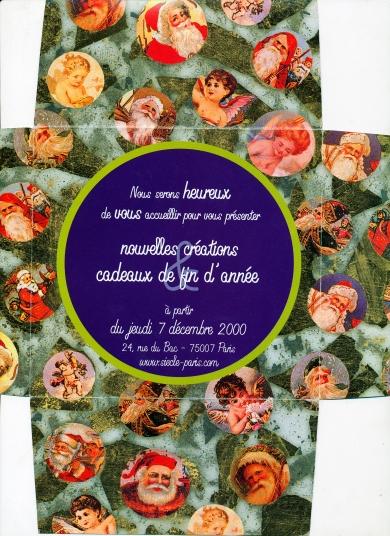 Cocktail 2001 SIECLE Paris